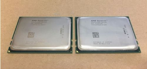 2x AMD Opteron 6220 3GHz 8-Core Processor 16 MB Socket G34 OS6220WKT8GGU